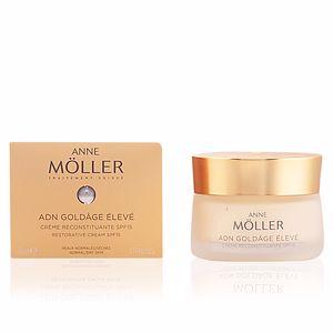 Anti aging cream & anti wrinkle treatment ADN GOLDÂGE ÉLEVÉ reconstituante SPF15 Anne Möller