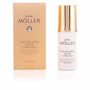 Anti aging cream & anti wrinkle treatment ADN GOLDÂGE ÉLEVÉ cure 45x3 Anne Möller