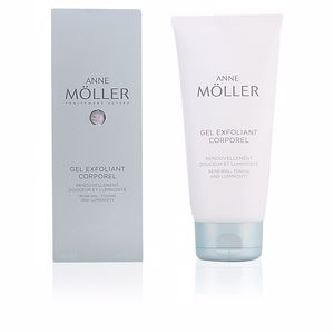 Body exfoliator GEL EXFOLIANT corporel Anne Möller