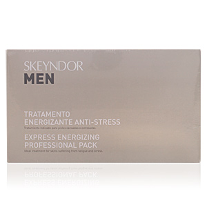 Soin du visage anti-fatigue MEN tratamiento energizante anti-stress Skeyndor