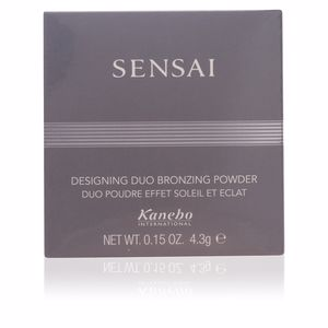 Bronzing powder SENSAI DESIGNING duo bronzing powder Kanebo Sensai
