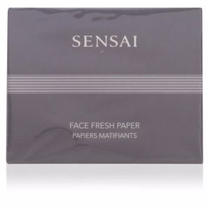 Matifying Treatment Cream FACE FRESH PAPER Kanebo Sensai
