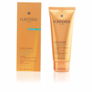 Hair mask SOLAIRE intense nourishing repair mask Rene Furterer