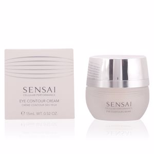 Tratamento papos e olheiras SENSAI CELLULAR PERFORMANCE eye contour cream Kanebo Sensai