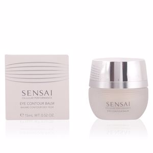 Dark circles, eye bags & under eyes cream SENSAI CELLULAR PERFORMANCE eye contour balm Kanebo Sensai
