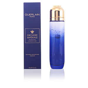 Antifatigue facial treatment ORCHIDÉE IMPÉRIALE essence detox nuit Guerlain