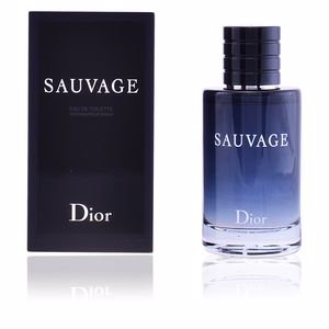 SAUVAGE eau de toilette spray 100 ml