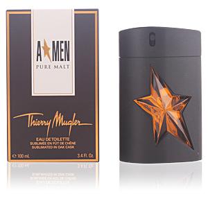 Thierry Mugler, A*MEN PURE MALT eau de toilette vaporizador 100 ml
