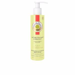 Body moisturiser FLEUR D'OSMANTHUS lait sorbet Roger & Gallet