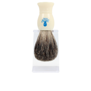 Shaving Brush THE ULTIMATE dripstand & badger brush The Bluebeards Revenge
