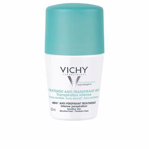 Desodorante DEO traitement anti-transpirant 48h roll-on Vichy