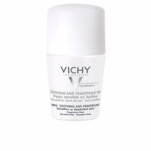 Vichy, DEO anti-transpirant 48h peaux sensibles roll-on 50 ml
