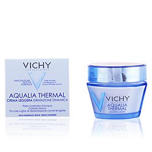 Face moisturizer AQUALIA THERMAL crème légère Vichy