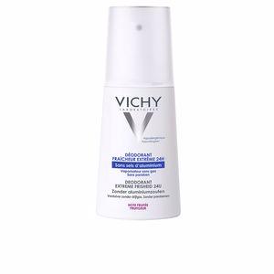 Deodorant DEO fraîcheur extrême 24h note fruitée spray Vichy