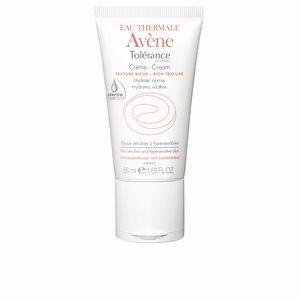 Soin du visage hydratant TOLERANCE EXTREME crème apaisante peaux hypersensibles Avène
