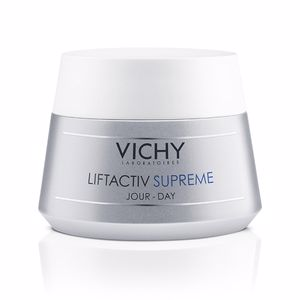 Anti aging cream & anti wrinkle treatment LIFTACTIV SUPREME soin correction continue fermeté Vichy Laboratoires