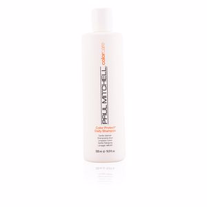 Shampoo for shiny hair COLOR CARE protect daily shampoo Paul Mitchell