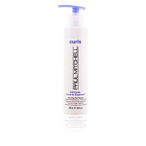 Detangling conditioner CURLS full circle leave-in treatment Paul Mitchell