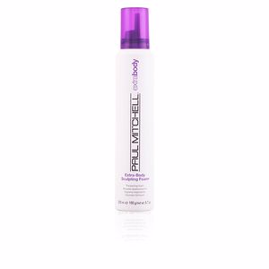 Hair styling product EXTRA BODY sculpting foam Paul Mitchell