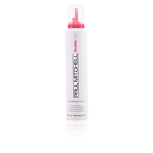 Hair styling product FLEXIBLE STYLE sculpting foam Paul Mitchell