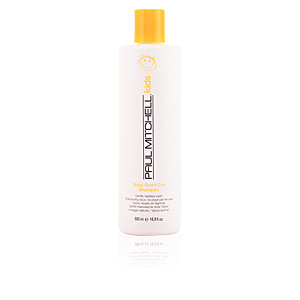 Moisturizing shampoo KIDS baby don't cry shampoo Paul Mitchell