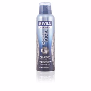 Desodorizantes MEN COOL KICK anti-transpirante spray Nivea