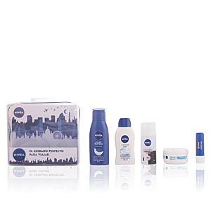 Set Cosmética Corporal NIVEA WOMEN MINI TRAVEL LOTE Nivea