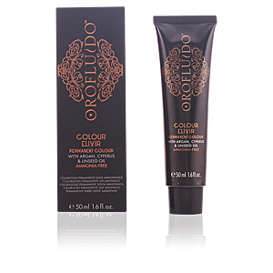 COLOUR ELIXIR permanent colour #5 light brown 50 ml