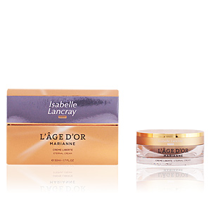 Anti aging cream & anti wrinkle treatment L'AGE D'OR marianne crème liberté Isabelle Lancray