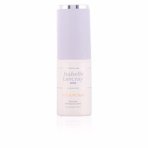 Make-up remover VITAMINA mousse demaquillante Isabelle Lancray
