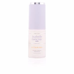 Face toner VITAMINA mousse tonique fraîcheur Isabelle Lancray
