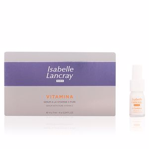 Antifatigue facial treatment VITAMINA sérum a la vitamine C pure Isabelle Lancray