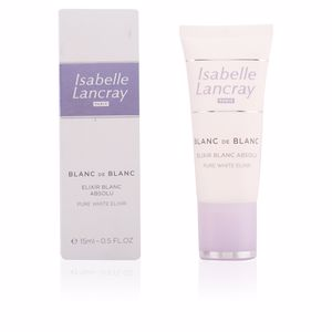 Anti blemish treatment cream BLANC DE BLANC elixir blanc absolu Isabelle Lancray