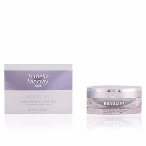Anti aging cream & anti wrinkle treatment BEAULIFT crème jeunesse du visage Nuit Isabelle Lancray