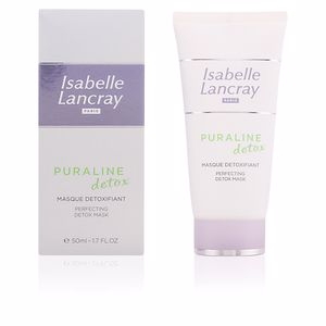 Face mask PURALINE detox masque detoxifiant Isabelle Lancray