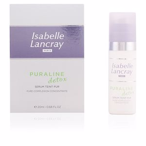 Acne Treatment Cream & blackhead removal PURALINE detox sérum teint pur Isabelle Lancray