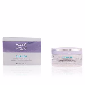 Face moisturizer SURMER crème légère protectrice Isabelle Lancray