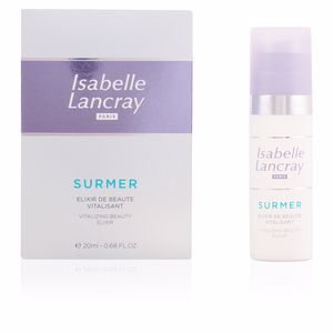 Face moisturizer SURMER elixir de beauté vitalisant Isabelle Lancray