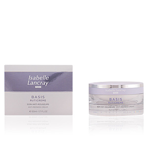 Face moisturizer BASIS ruticrème soin anti rougeurs Isabelle Lancray