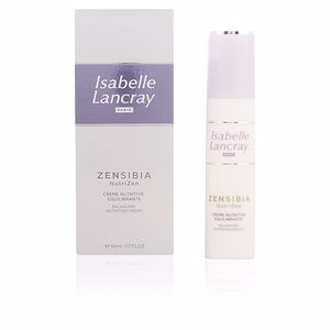 Acne Treatment Cream & blackhead removal ZENSIBIA NutriZen creme nutritive equilibrante Isabelle Lancray