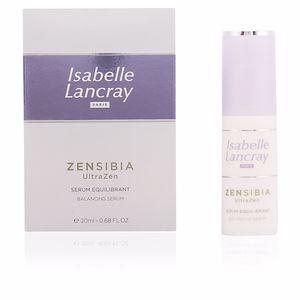 Soin du visage hydratant ZENSIBIA UltraZen serum equilibrant Isabelle Lancray