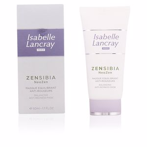 Face mask ZENSIBIA NeoZen masque equilibrant anti-rougeurs Isabelle Lancray