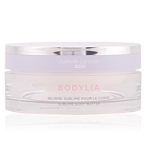 Body firming  BODYLIA beurre sublime pour le corps Isabelle Lancray