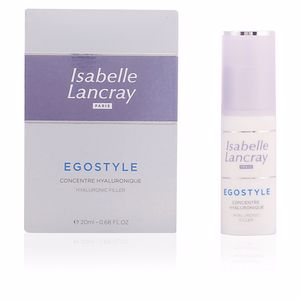 Anti aging cream & anti wrinkle treatment - Antifatigue facial treatment EGOSTYLE concentré hyaluronique Isabelle Lancray