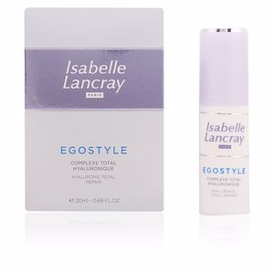 Antifatigue facial treatment EGOSTYLE complexe total hyaluronique Isabelle Lancray