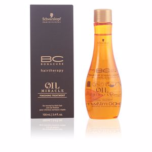 Produit coiffant BC OIL MIRACLE finishing treatment Schwarzkopf
