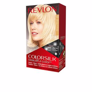 Couleurs COLORSILK tinte #3-rubio ultra claro Revlon