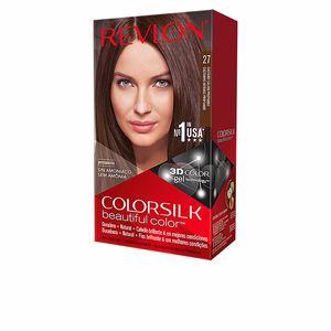 Tinte COLORSILK tinte #27-castaño calido profundo Revlon