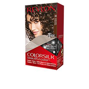 COLORSILK tinte #30-castaño oscuro