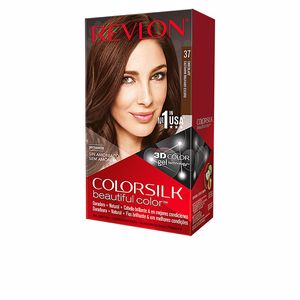 Haarverf COLORSILK tinte #37-chocolate Revlon